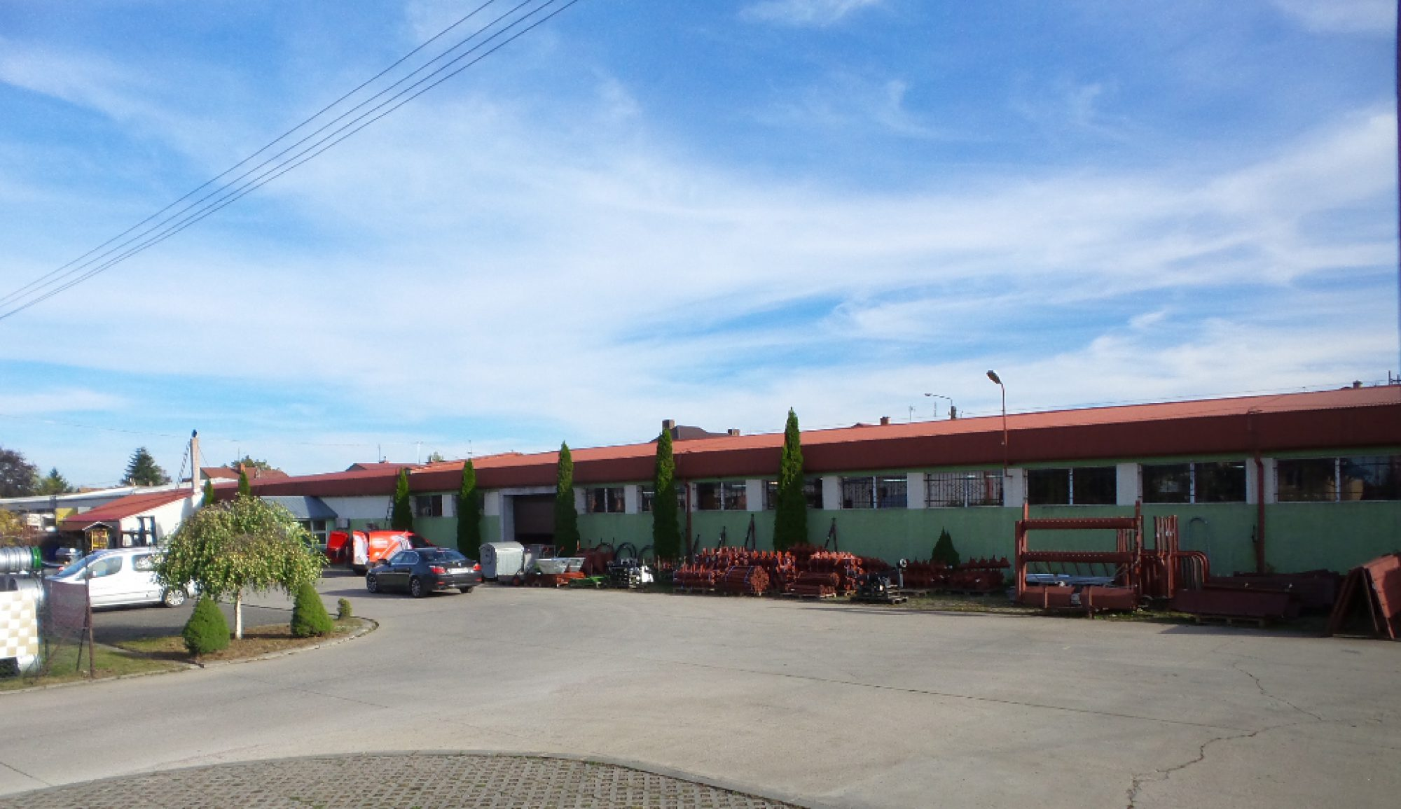 Zakłady Mechaniczne w Sulęcinie